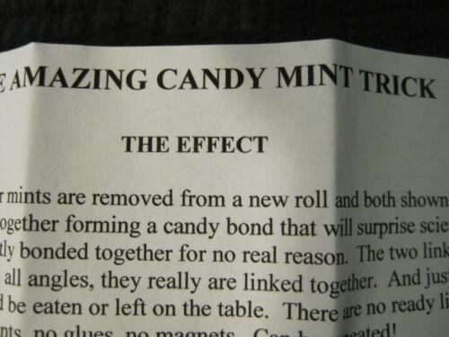 +== Amazing Linking Mints magic trick