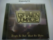 GRAVEN IMAGE - People In Hell Still Want Ice Water CD NEW 2015