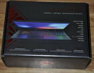 HP OMEN Gaming Laptop i7 NVIDIA Geforce GTX1650 15-DC1057NR - FACTORY SEALED!