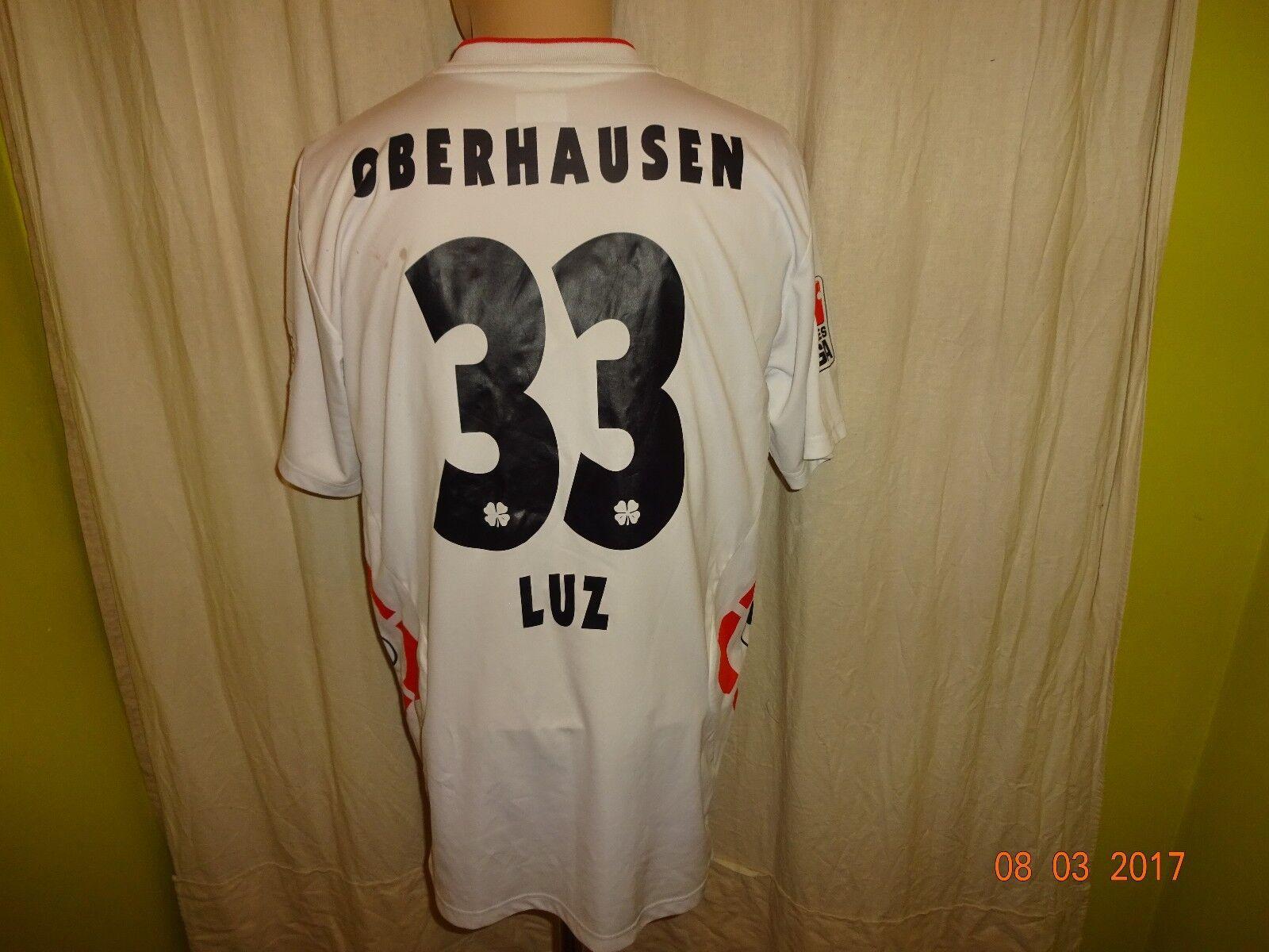 Rot Weiß Oberhausen uhlsport Matchworn Trikot 2008/09
