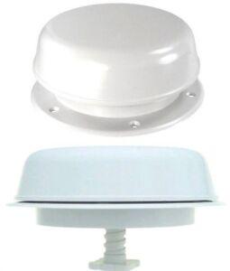Plastic-Mushroom-Roof-Vent-150mm-DIA-Boats-Motor-Home-Caravan-Rv