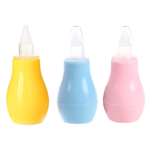 Born Silicone Baby Safety Nose Cleaner Vacuum Suction Children Nasal AspiratorÁÁ
