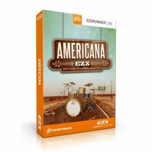 Americana Toontrack EZX Download