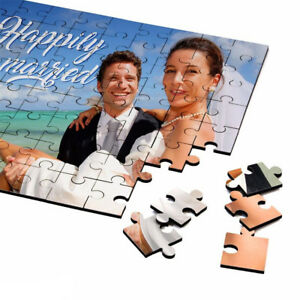 personalized printed your photo jigsaw puzzle custom photo birthday