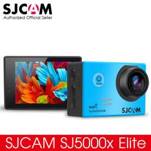 SJCAM-SJ5000X-Elite-Edition-Action-Cam-Sport-DV-Camera-4K-Vedio-Camcorder-Black