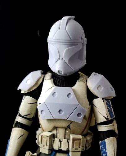 """Star Wars 1//6 Clone Trooper Tank Gunner Kit Blank for Custom 12/"""" Figure"""
