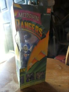 """1993 Mighty Morphin Power Rangers Red Ranger Billy 8"""" Action Figure  BAN DAI"""