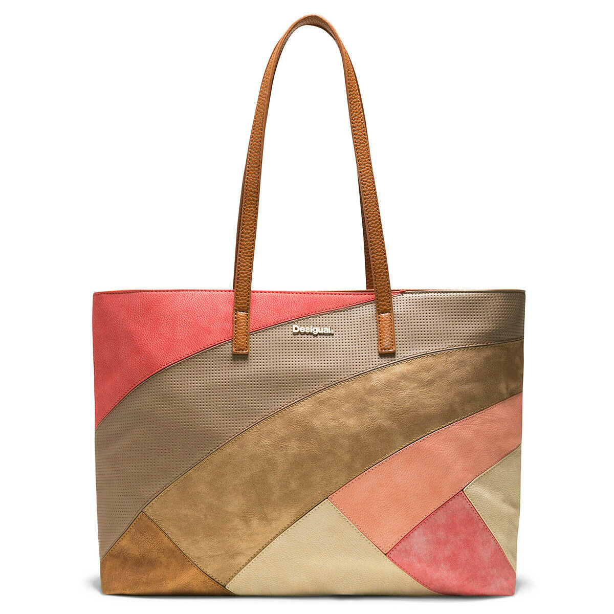 Desigual Shopper Handtasche Schultertasche Bols Caprica rotmond 18SAXPD7 18SAXPD7 18SAXPD7 | Abgabepreis  9eed6c