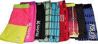 Hurley Board Shorts Size 32 Surfing Boardshorts 9 Styles