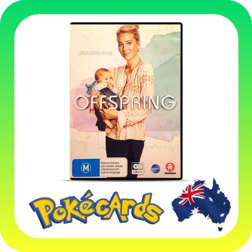1 of 1 - Offspring : Series 5 (DVD, 2014, 4-Disc Set)