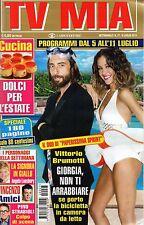 Tv Mia.Vittorio Brumotti & Giorgia Palmas,Angela Lansbury,Vincenzo Durevole,iii