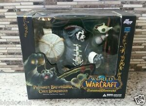 Nouveau figurine 8.5   New World Of Warcraft Pandaren Brewmaster Chen Stormstout Deluxe 8.5
