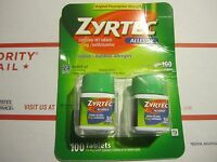 Zyrtec Allergy Relief (10 mg) 100 count (Zyrtec) Health Aids