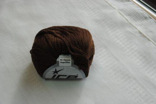 Air Alpaca #2 Fine Dk Brown #52030