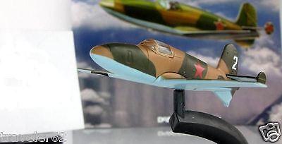 BI-1 Berezniak-Isayev Soviet rocket plane DeAgostini &mag №14 LEGENDARY AIRCRAFT