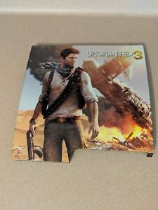Uncharted 3 Drake S Deception Console Cover For Playstation 3 Ps3