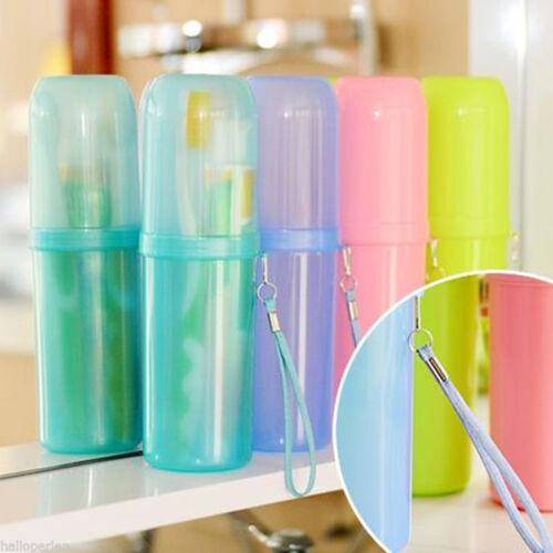 Zahnbürsten-Schutzhülle Zahnpasta-Aufbewahrungsbox ZP