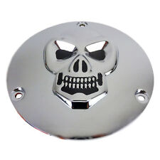 Totenkopf Skull Kupplungsdeckel Harley Davidson Sportster Big Twin Shovel Evo