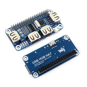 4-Ports-USB-HUB-HAT-for-Raspberry-Pi-Extension-Board-USB-UART-for-serial