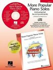 More Popular Piano Solos: Level 5 by Hal Leonard Publishing Corporation (CD-Audio, 2003)