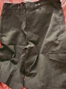 Age 4-10 Years Grey Elasticated Waist Boys BNWOT School Shorts