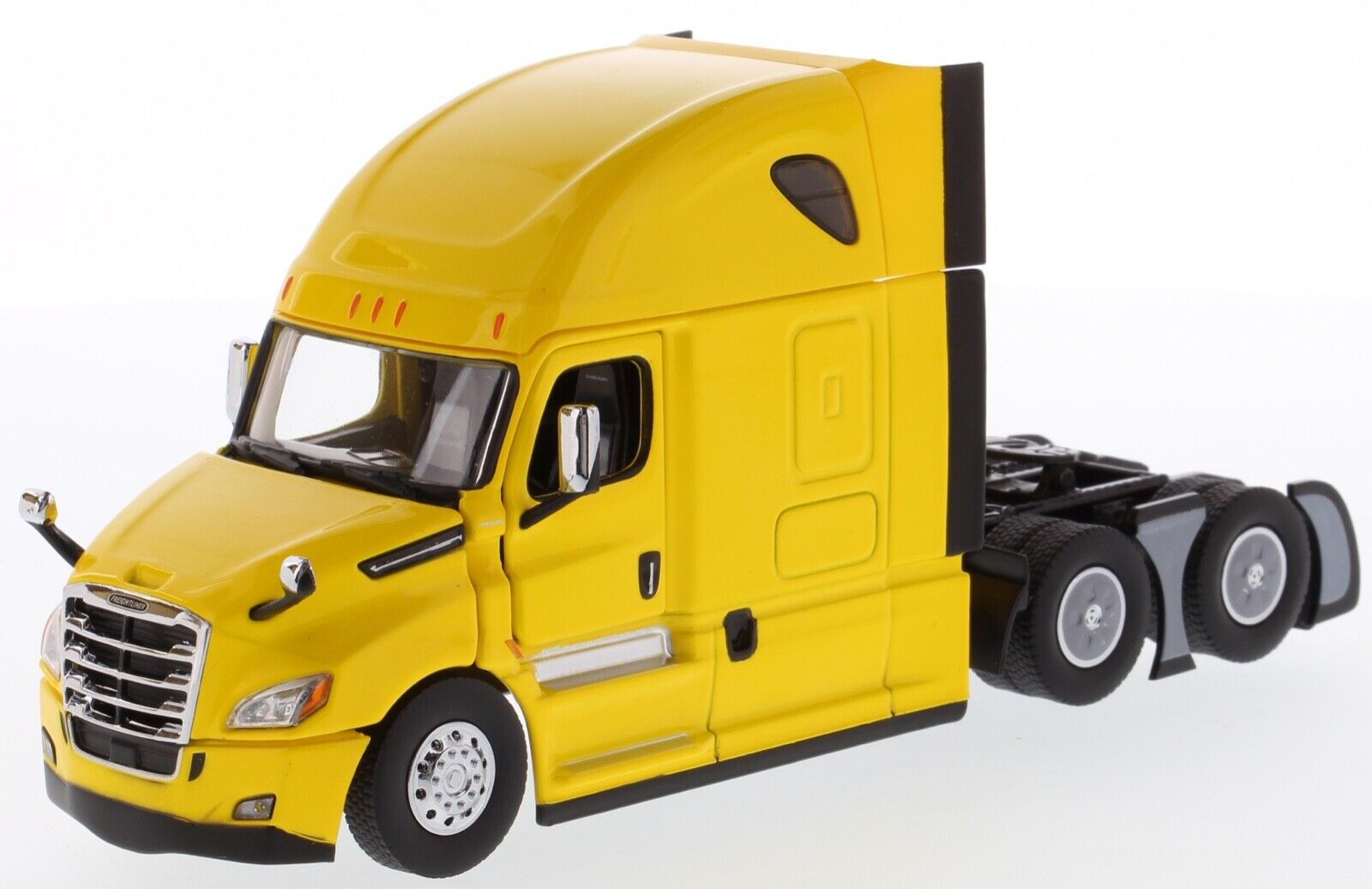 Freightliner 1 50 scale New Cascadia Gelb 71031 Diecast Masters