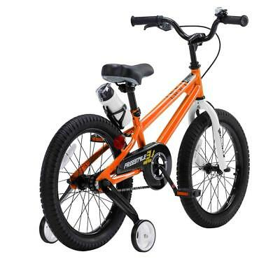 RoyalBaby BMX Freestyle Kids Bike 18 Inch in 6 Colors Boys Bikes and ... royalbaby bmx freestyle kid's bike 18