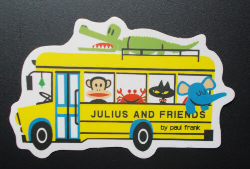 "M039 Sticker Aufkleber Decal Matt-Optik /""Yellow Bus/"" Laptop,Stickerbomb"