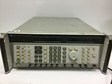 Hp Agilent 8780a Vector Signal Generator 10 Mhz To 3 Ghz Tested