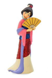 Disney-Chinese-Oriental-Princess-Mulan-PVC-Figurine-Figure-Birthday-Cake-Topper