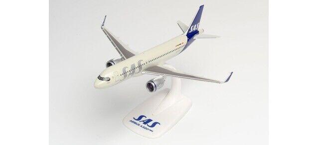 Herpa Snapfit 612708 - 1/200 SAS Scandinavian Airlines Airbus A320 Neo – Se-Rox