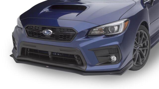 Genuine Oem Subaru Wrx Sti 2018 Front Under Spoiler Lip E2410va030 New