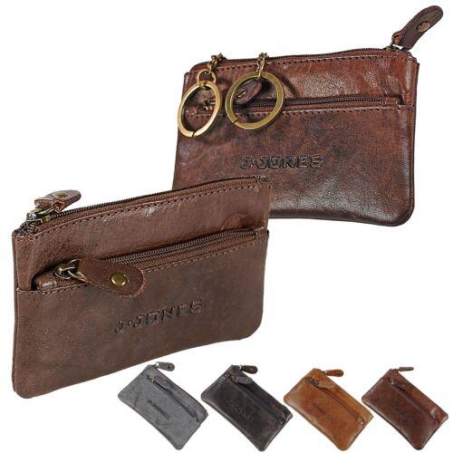 J.Jones Schlüsseltasche Leder Schlüsseletui Schlüsselmappe Auto Etui Tasche 5685