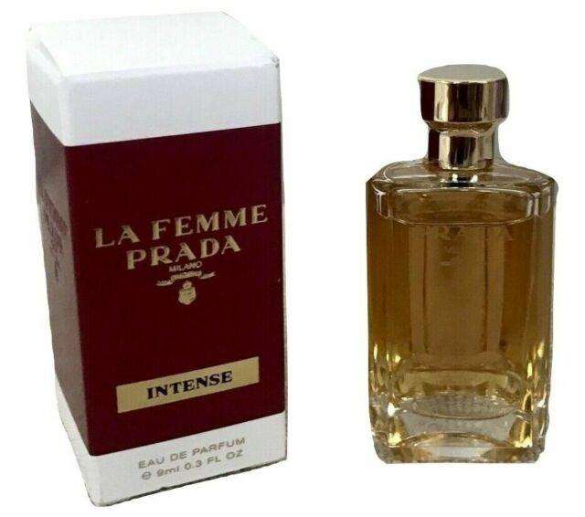 9ml Femme Splash La Mini De Parfum Bottle Perfume Prada Intense Eau n0ywmvNO8