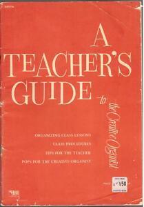 A-Teachers-Guide-to-034-The-Creative-Organist-034-Music-Teaching-Book