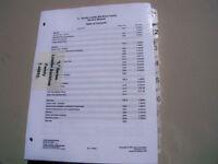 Case 580l/590l/super L Loader Backhoe Service Manual