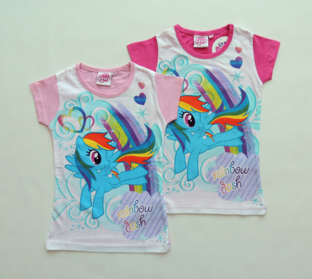 MY  LITTLE  PONY    T-SHIRT    GR. 92  98  104  110  116    ROSA  PINK