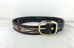 Hitched-Horsehair-belt