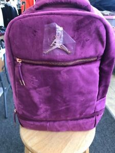 Image is loading Jordan-Backpack-Bordeaux-9A0046-P3D-Brand-NEW-Release 4589c88bf
