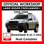 OFFICINA UFFICIALE />/> Manuale Riparazione Land Rover Freelander 1998-2006