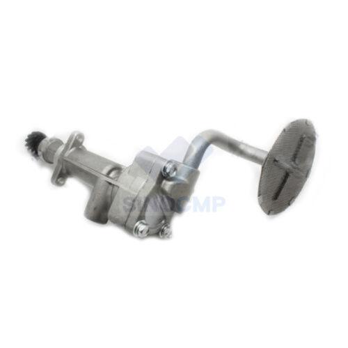Oil Pump 8-94362-923-3 For Isuzu 4JB1 Engine DH55 DX60 SK60 SK70 SK75 Excavators