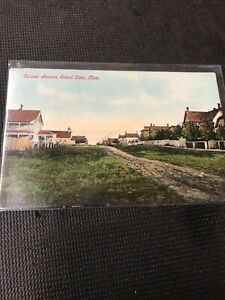 Postcard-Roland-Avenue-Grand-View-1916-Manitoba-Canada-Hand-Tinted-C01