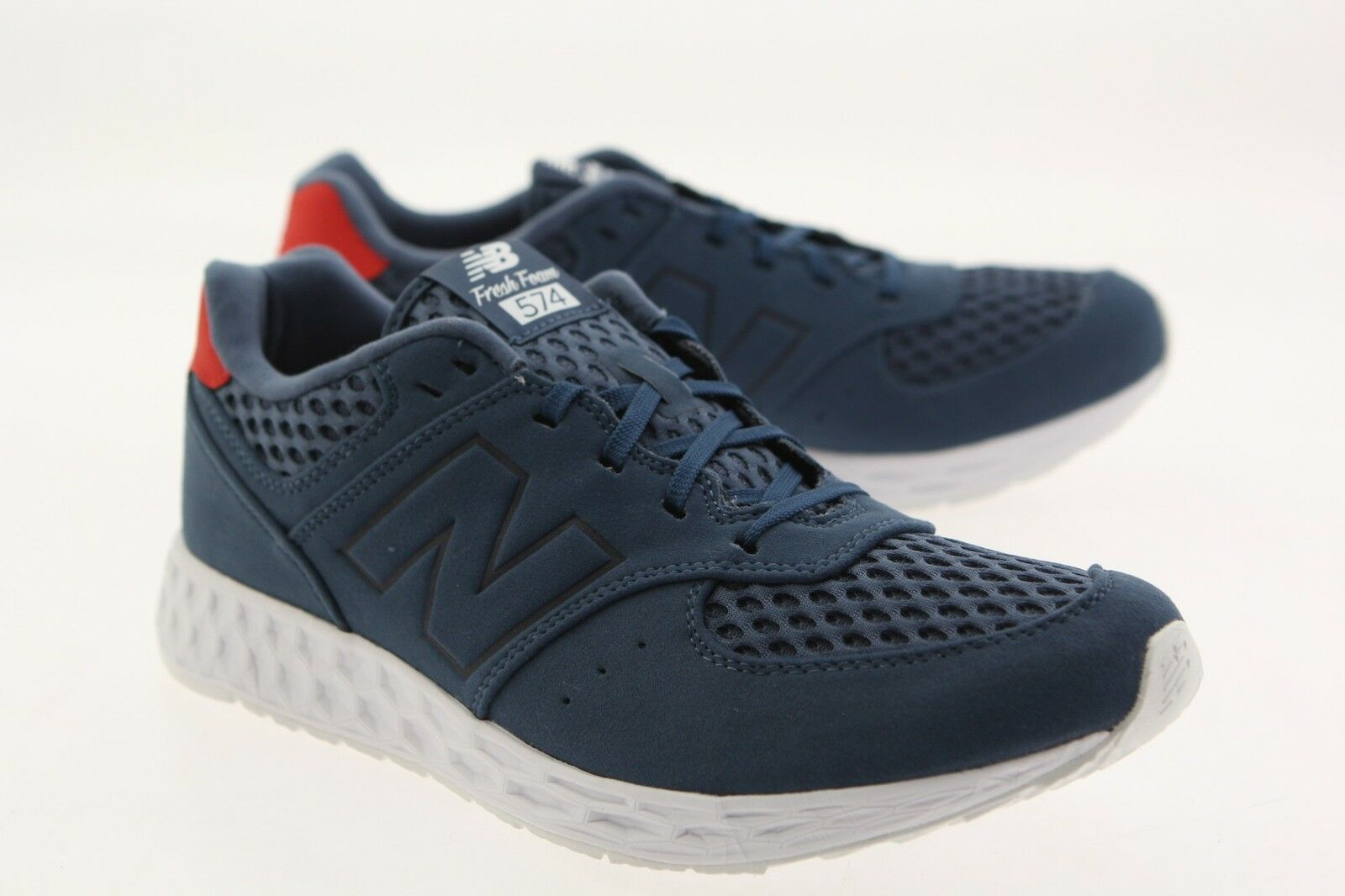 New Balance Uomo 574 Fresh Foam Breathe MFL574NG navy MFL574NG