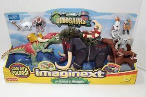 Fisherprice Dinosaurios Imaginext Alosaurio Mamut 2006 Ebay Incluso mamíferos prehistóricos gigantes como indricotherium, o el mamut de columbia quedan. detalles acerca de fisherprice dinosaurios imaginext alosaurio mamut 2006 mostrar titulo original