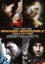 MISSION: IMPOSSIBLE COLLECTION DVD SET NEW