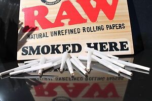 RAW-Organic-1-1-4-Size-Pre-Rolled-Cones-with-Filter-Box-of-75-Cones