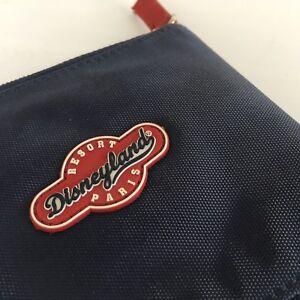 Genuine-Disney-Purse-Disneyland-Paris-Official-Navy-Wallet-Collectable