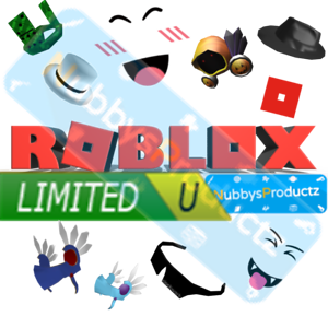 Limited Robux Free Rare Roblox Clean Robux Robuxs Limiteds Limited Read Description Ebay