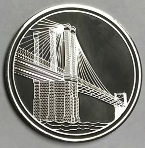 Details about USAO EDNY NSC Eastern District New York Brooklyn Bridge  National Safety Council