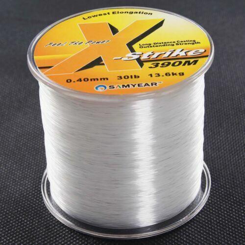 Pro X-Strike Monofilament Fishing Line Nylon Leader Line 80~930m 12~100lbs